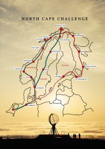North Cape challenge